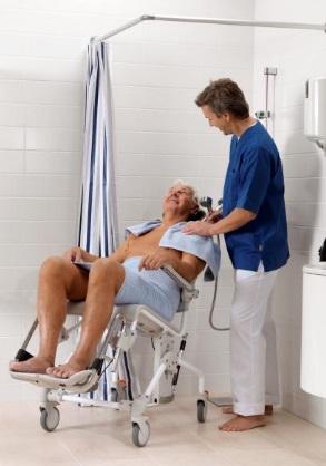 etac swift mobile tilt shower commode chair living made easy
