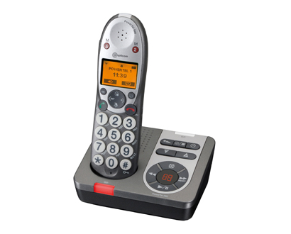 Amplicom Powertel 580 Dect With Answer Machine