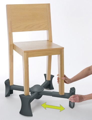Kaboost Portable Chair Raiser