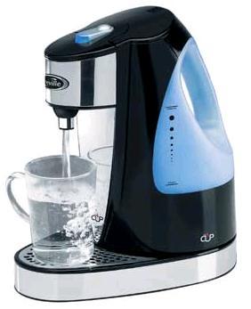 breville hot cup water dispenser living made easy. Black Bedroom Furniture Sets. Home Design Ideas