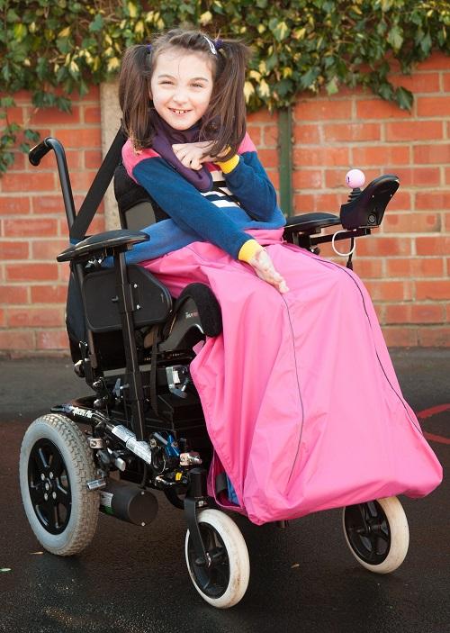 Wheelchair Leg Cover 3