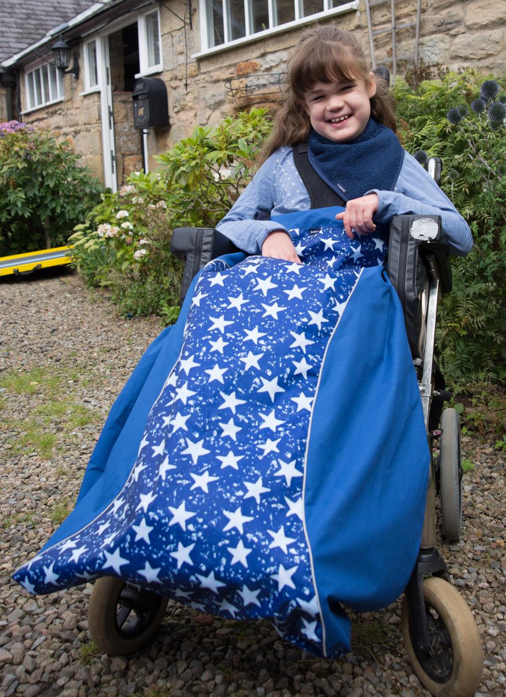Wheelchair Leg Cover 4