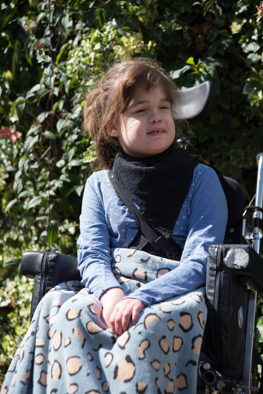 Wheelchair Leg Cover 6