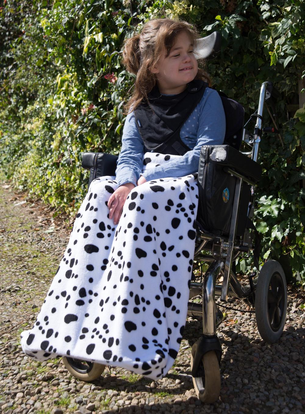 Wheelchair Leg Cover 2