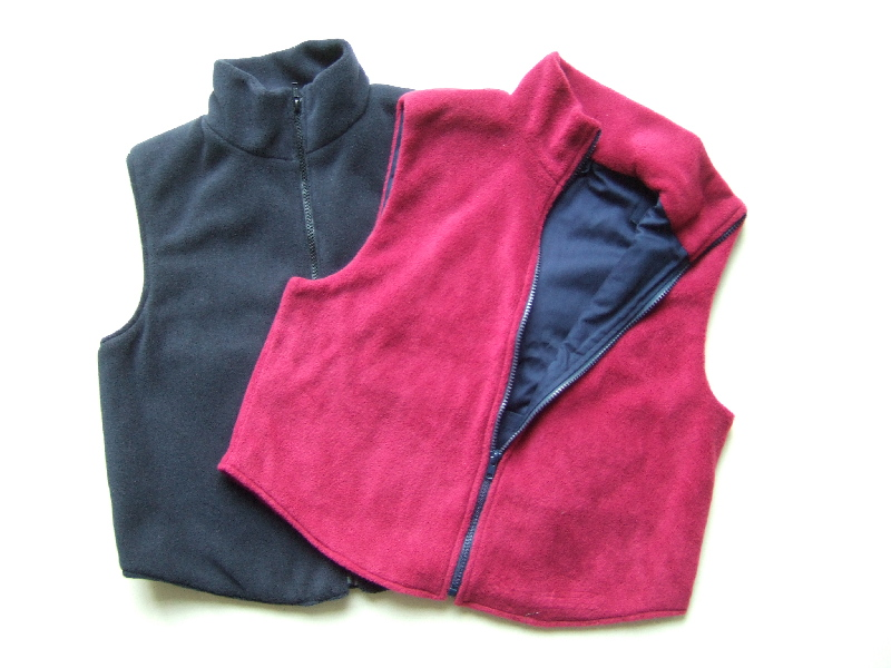 Kids Weighted Fleece Waistcoat Living Made Easy