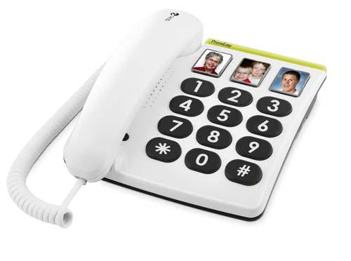 Doro Phoneeasy Photo 331 Telephone
