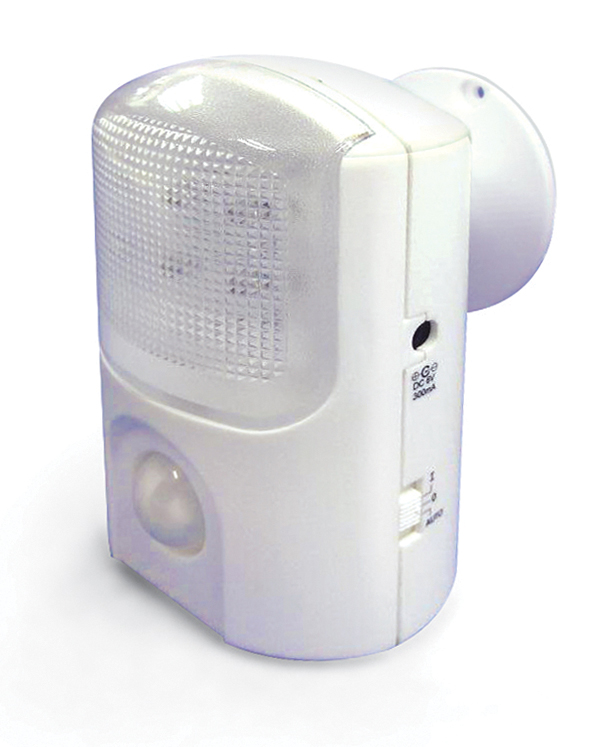 Night Light With Motion Sensor