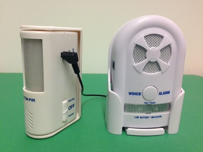 Voice Alarm Chair Sensor Mat