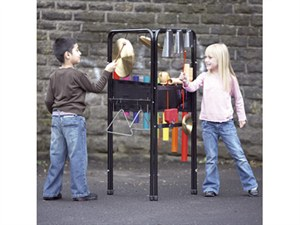 Outdoor Music Frame