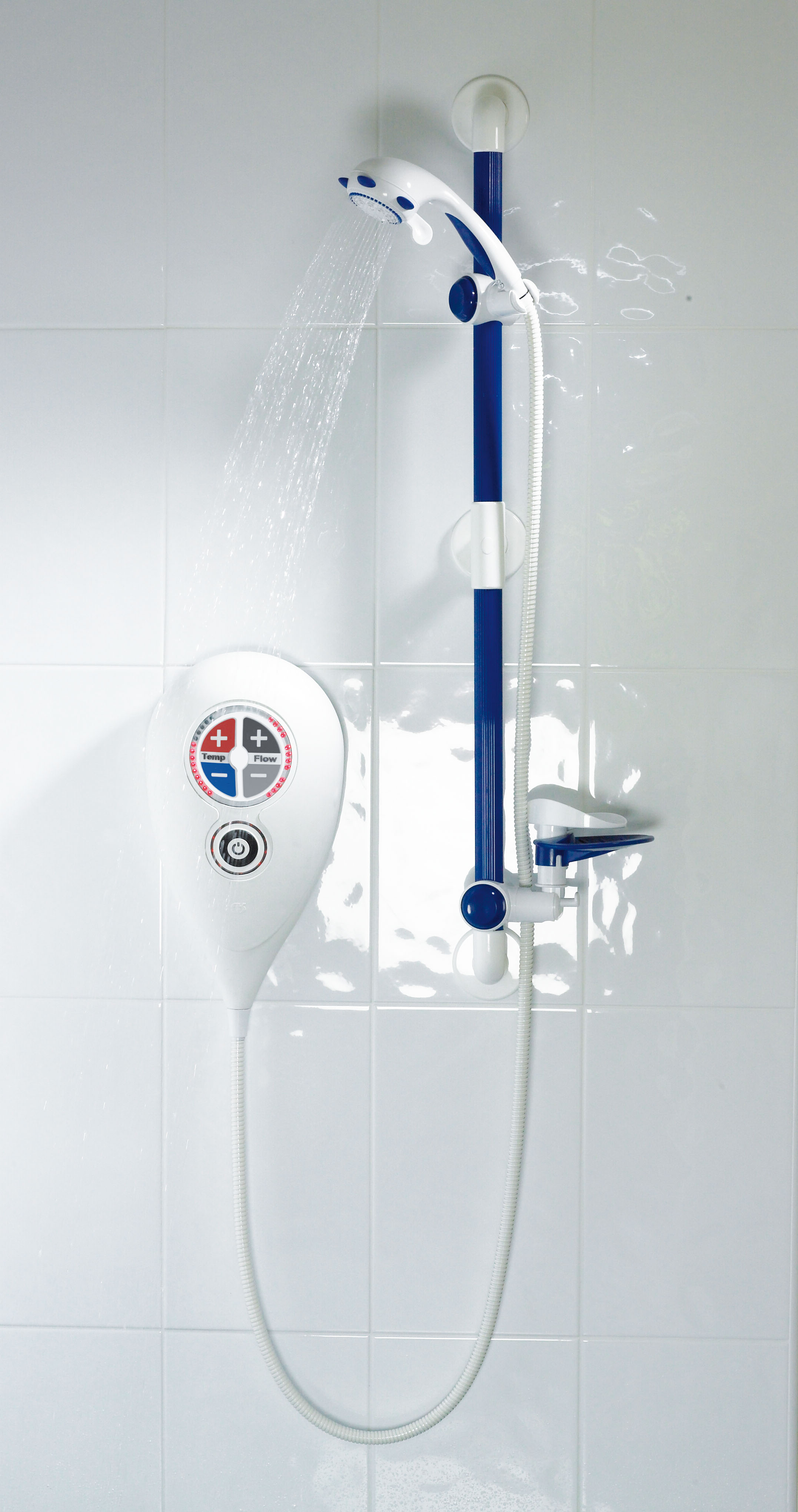 Akw Luda 10kw Electric Care Shower