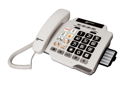 Photophone100 Photo Id Amplified Telephone