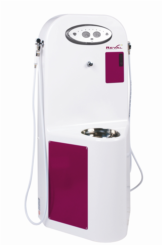 Opale Sluice, Shower And Disinfection System 1