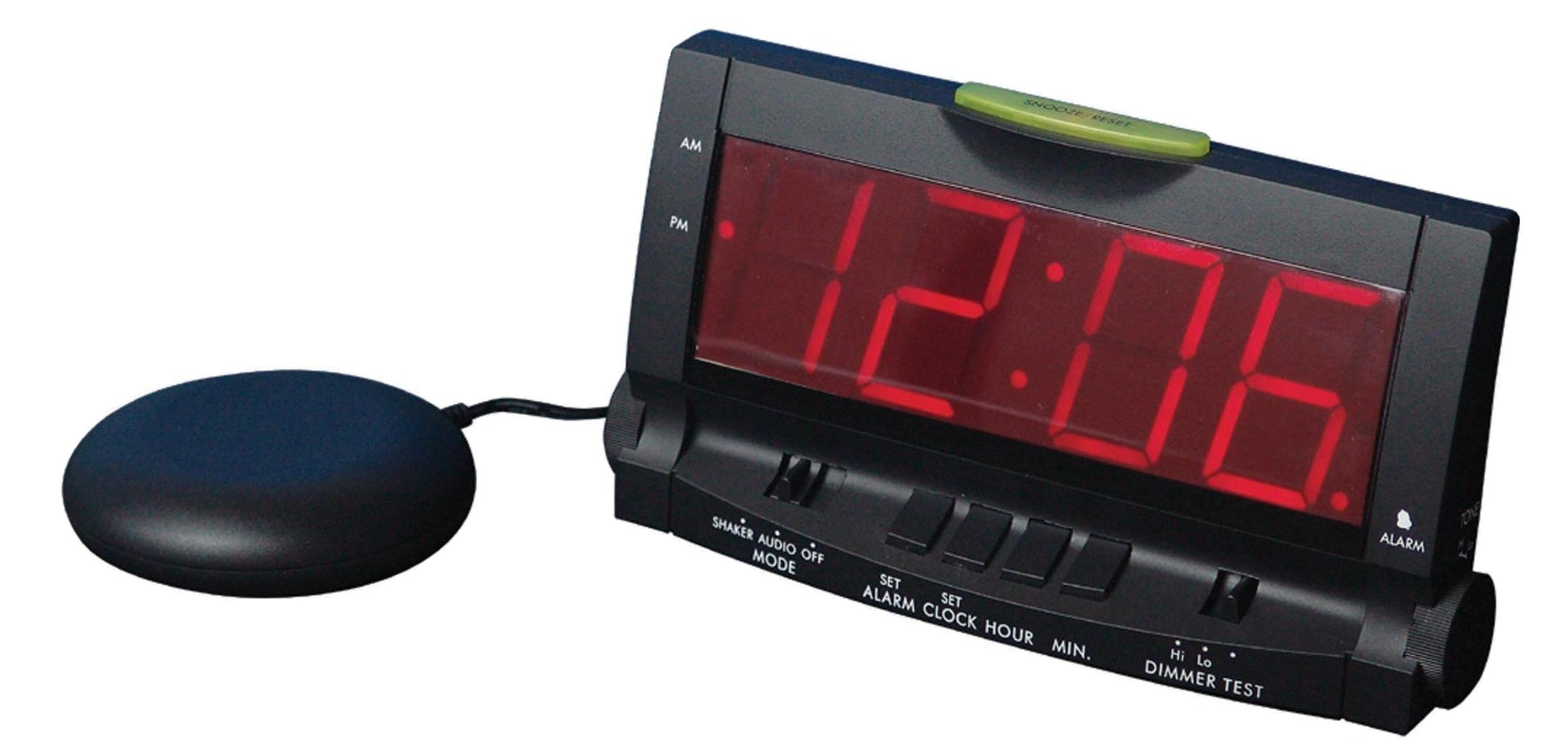 Vibrating Alarm Clock Living Made Easy