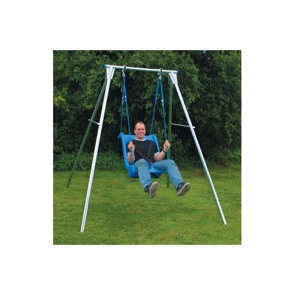 Single Swing Frame Living Made Easy