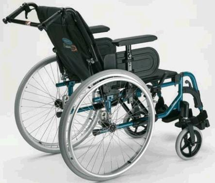 Action3 Ng Self-propelled Wheelchair 1