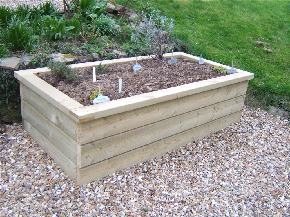 Raised garden beds uk 28 how to make your own raised for Raised flower bed plans
