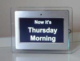 Dayclox Digital Day Clock