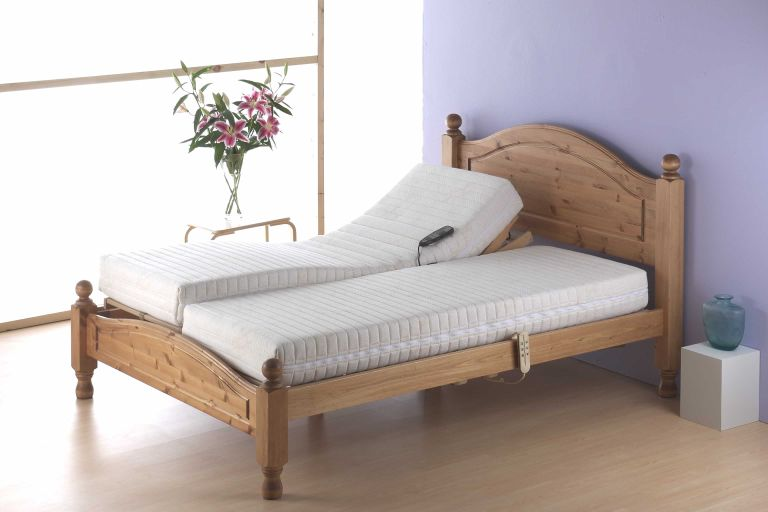 Barden Adjustable Bed