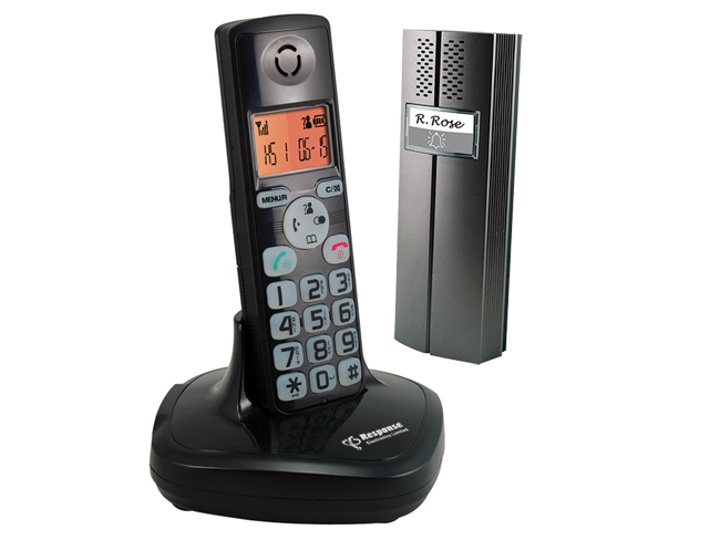 Era Michime Wireless Door Intercom Dect Phone