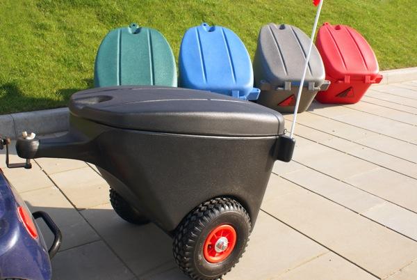 kool kaddy mobility scooter trailer living made easy