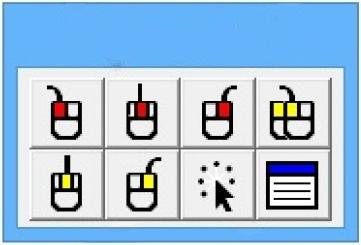Dragger Mouse Click Emulator Screen Reader - Living made easy