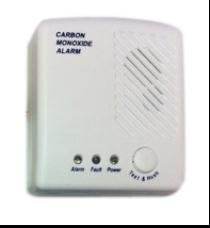 Caretech Carbon Monoxide Detector