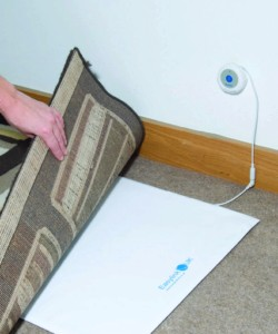 Wandering Alert Floor & Door Sensor Kit