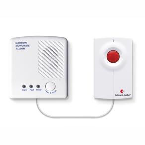 Bellman Visit 868 Carbon Monoxide Detector