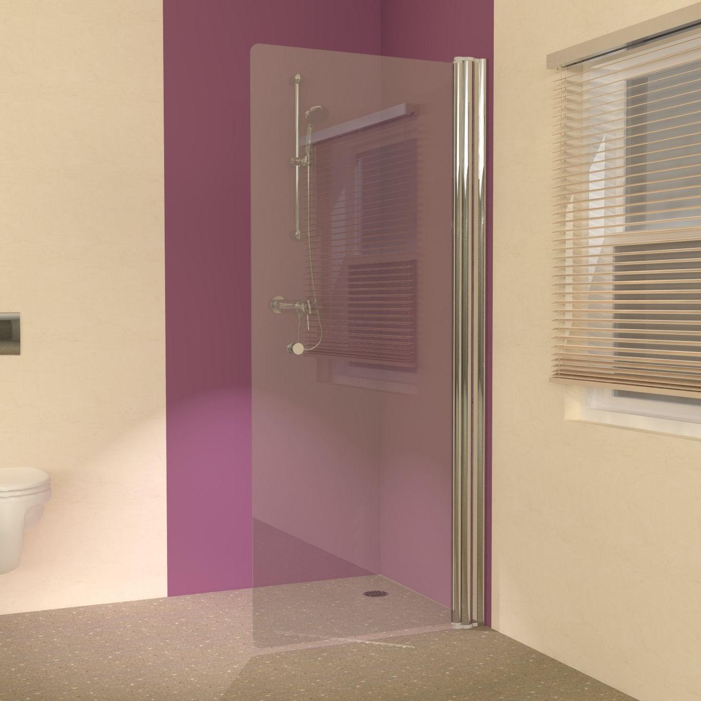 foldaway wet room shower screens. Black Bedroom Furniture Sets. Home Design Ideas