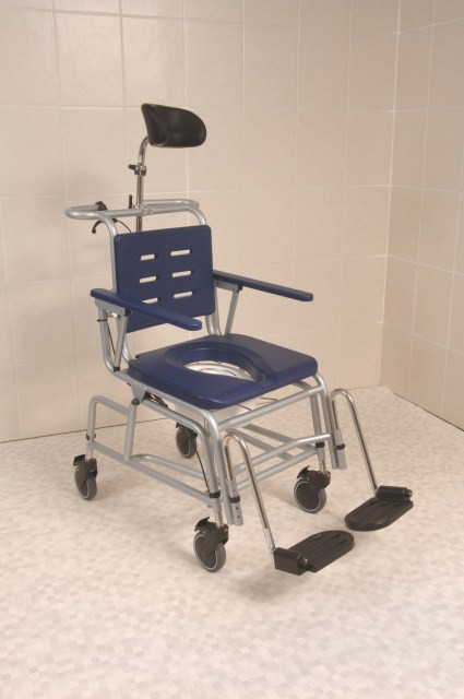 Combi Tilt In Space Shower Commode Chair Living Made Easy
