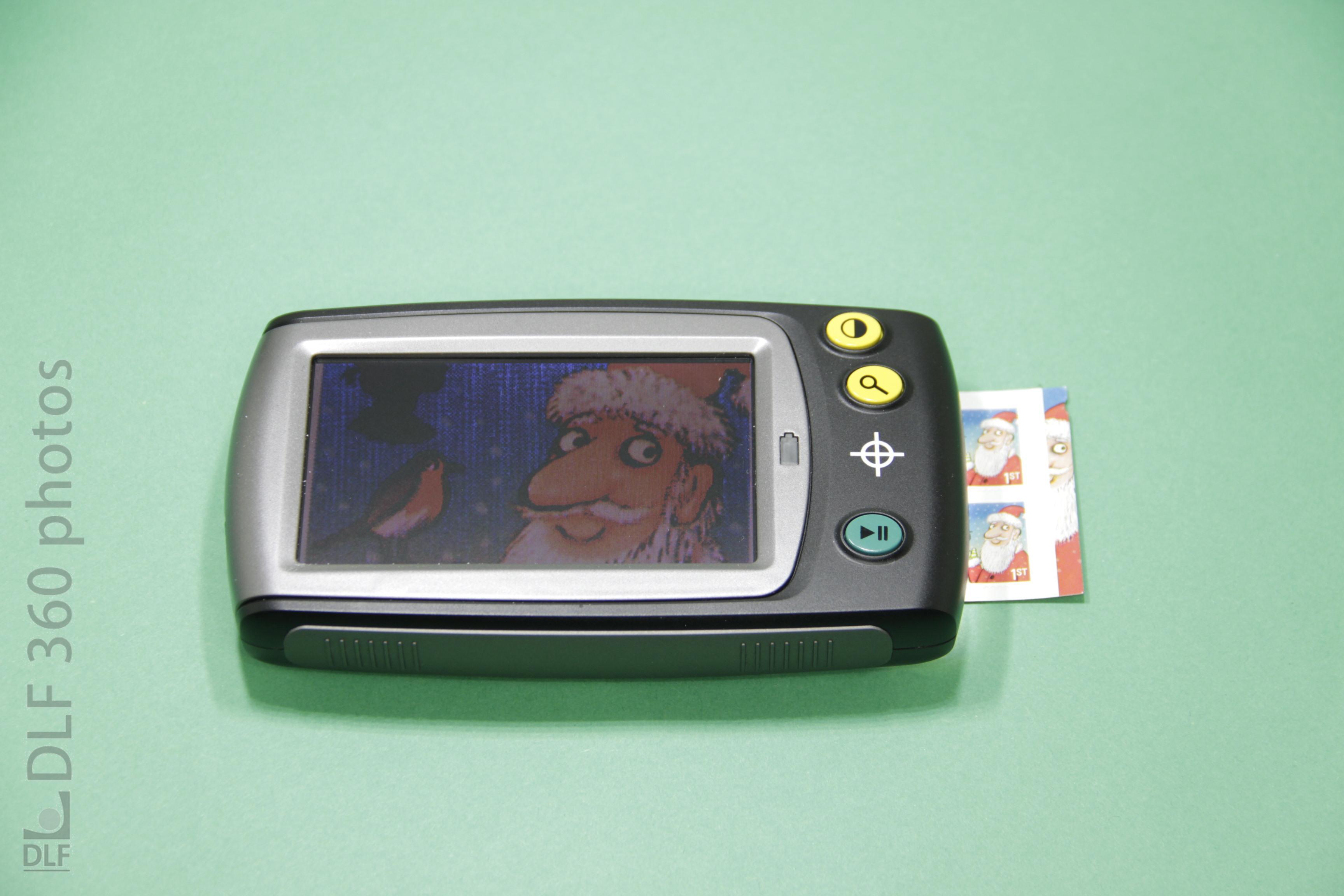 Colour Video Magnifier