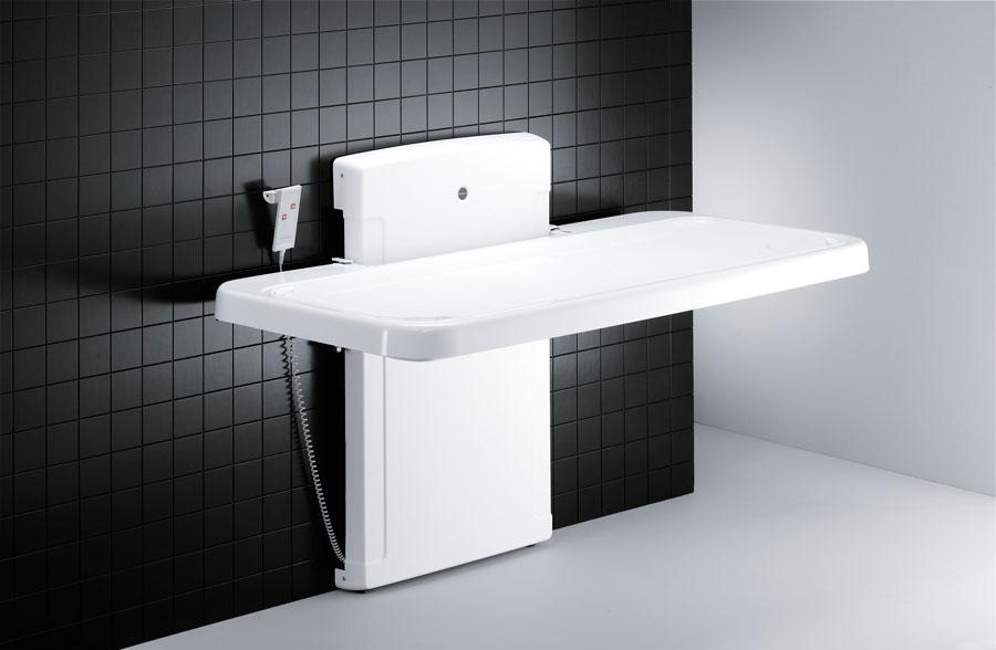 Mobil Flex Shower-nursing Bench