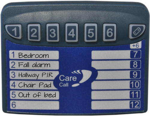 Care Call Pager For Carers 1