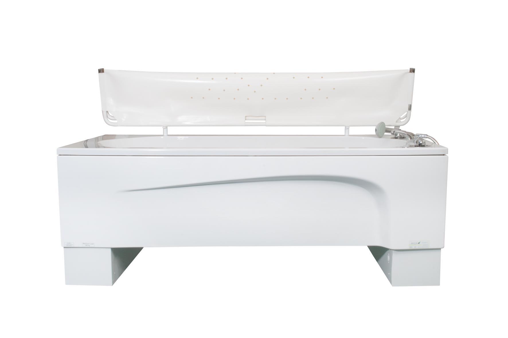 Kiva Height-adjustable Bath