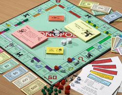 Braille And Large Print Monopoly 1