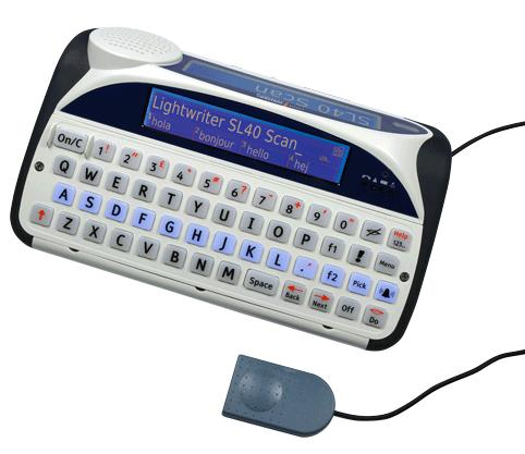 Lightwriter sl40