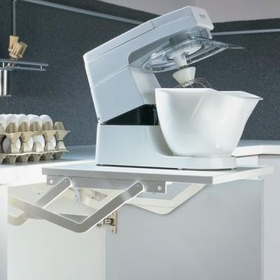Hafele Heavy Duty Parallel Foldaway Shelf Mechanism - Max. 8kg