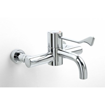 Htm64 Safe Touch Thermostatic Wall Tap 1