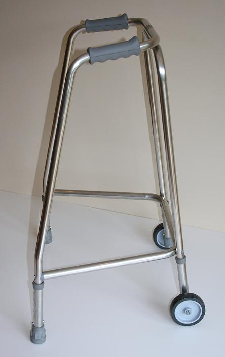 Childs Adjustable Height Wheeled Walking Frame 2
