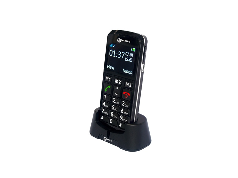 Amplified Mobile Phone