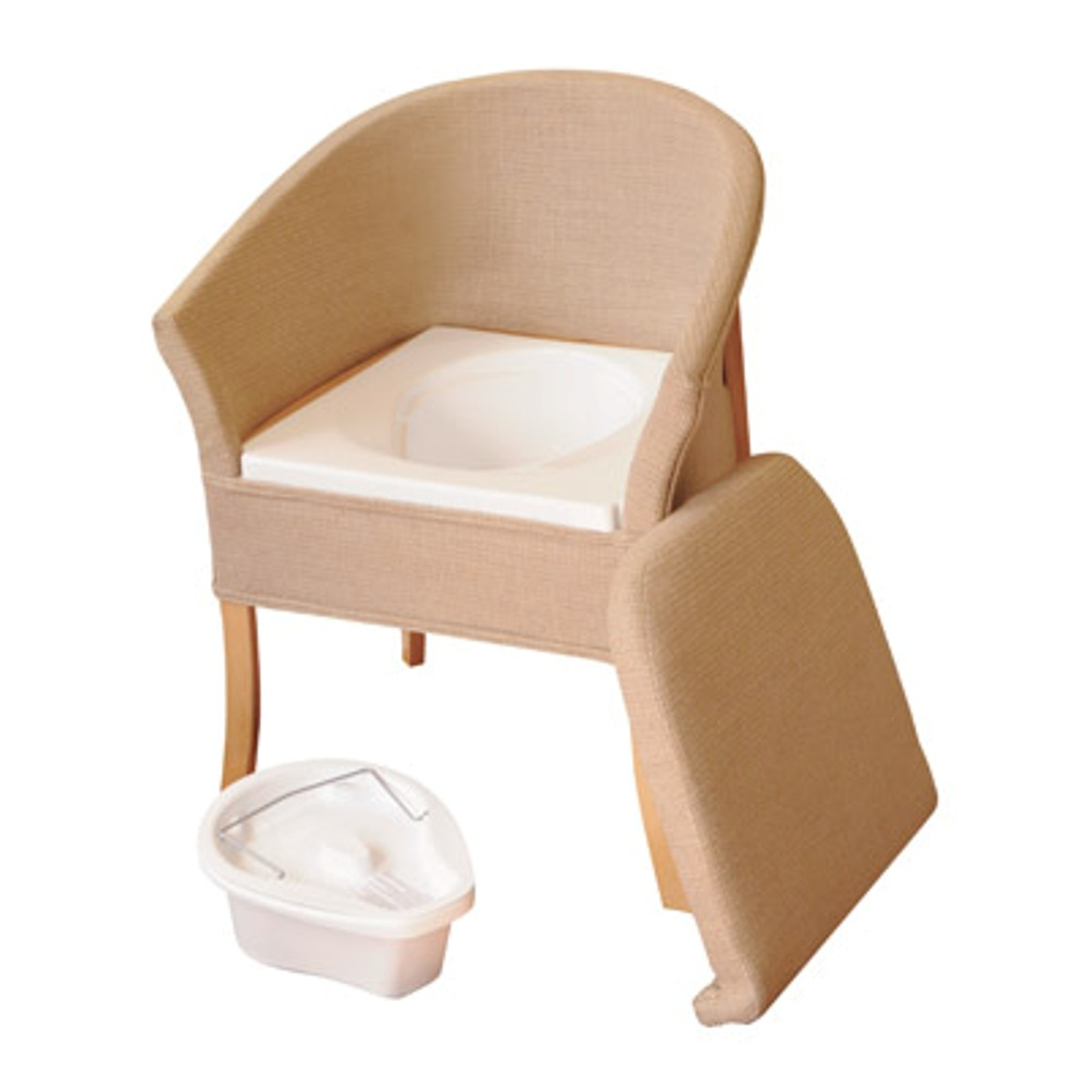 Aidapt Lancaster Luxury Commode Living Made Easy