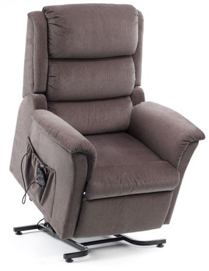 Portland dual motor riser recliner chair living made easy for Dual motor recliner chairs