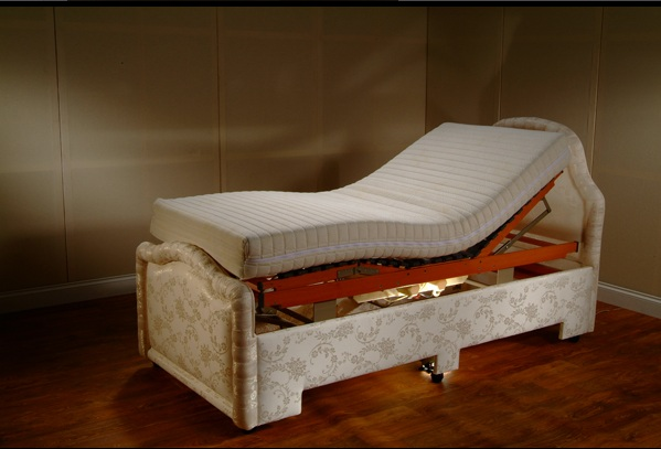 Adjustable Bed With High Low Action 1