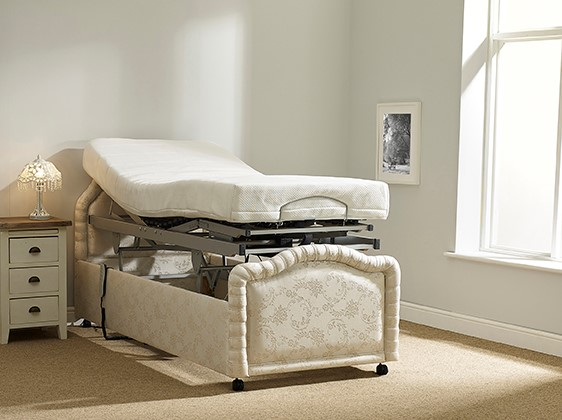 Adjustable Bed With High Low Action