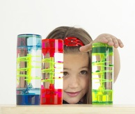 Spiral Tubes Sensory Toy