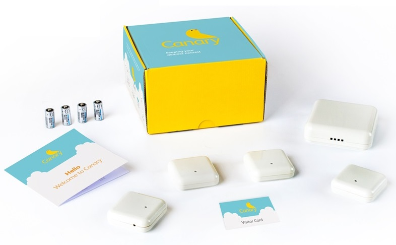 Canary Care Monitoring Package