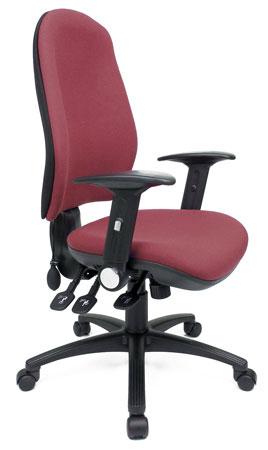 Act5 High Back Multi-adjustable Orthopaedic Posture Chair