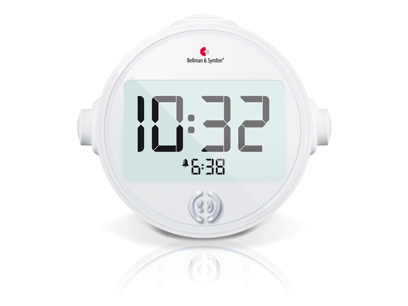 Bellman Alarm Clock Classic with Bed Shaker 1