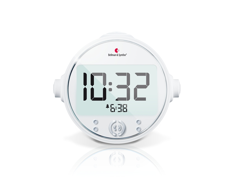 Bellman Alarm Clock Pro With Bed Shaker 1