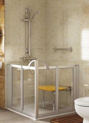 Coniston Corner Shower Cubicle 1